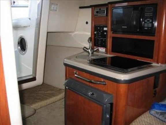 Sea Ray 240 Sundancer4