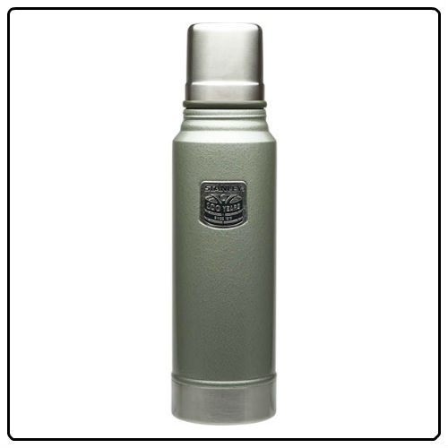 Termos STANLEY Classic Vac Flask Hertiage grn 1.L